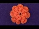 Цветок с закрученными лепестками