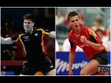 ETTC 2015 Dimitrij OVTCHAROV (GER) - Tiago APOLONIA (POR) Highlights
