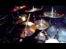 "Randy Black drumcam video of the song ""Bad Guys Wear Black"" by Primal Fear"