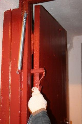 двери металлические офисные прайс