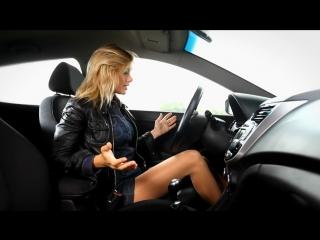 NEW Hyundai Solaris HD_ Тест-драйв в программе Москва рулит
