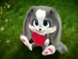 Заяц Шнуфель Я тебя люблю