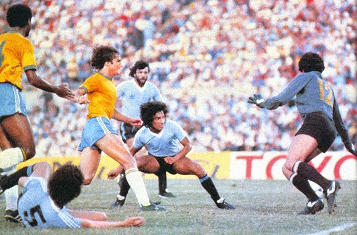 Mundialito 10 jan 1981 final Waldemar Victorino