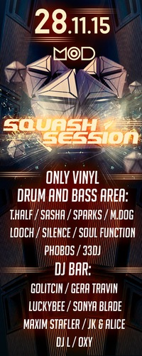 28/11/15 SQUASH SESSION@MOD CLUB