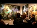 Відео з арт лекції художника Анатолія Іваненка