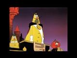 Отрывок из мультфильма Чиполлино