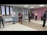 Мастер-класс по сальсе в La Danza