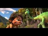 Хороший динозавр -  украинский трейлер #3 2015 HD