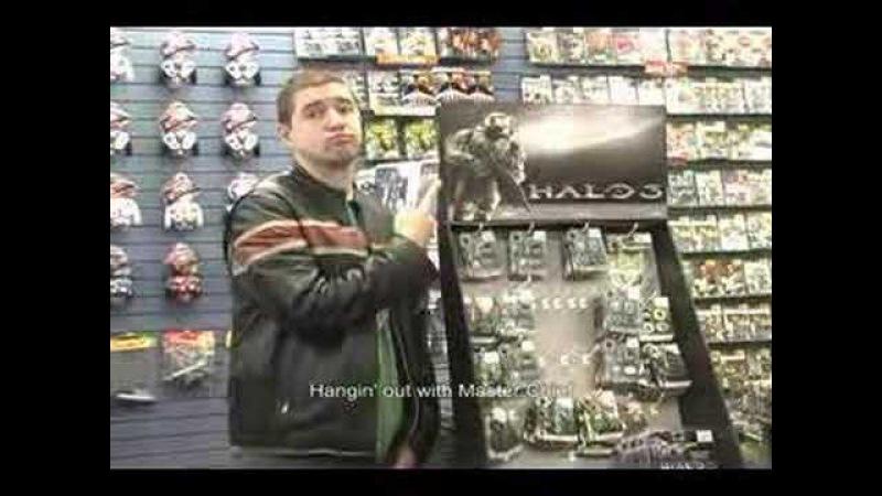Blame Halo 3 - Spoof of Akon Sorry, Blame It On Me