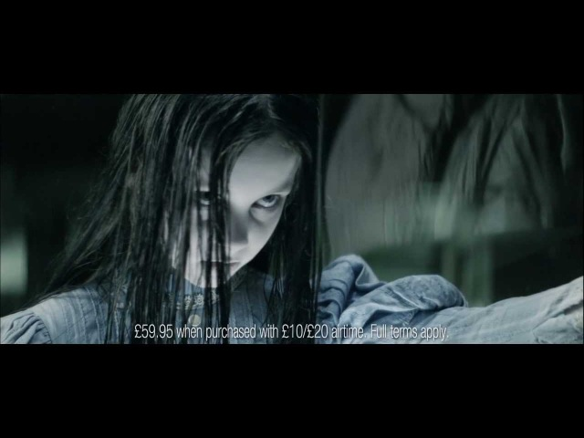 Missing Our Deals Will Haunt You - Little Girl TV Advert - BlackBerry Curve 9300 in Pink - Phones 4u