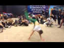 Bboy Bumblebee Real one handed airflare