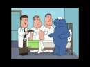 Cookie Monster Rehab - Family Guy HD