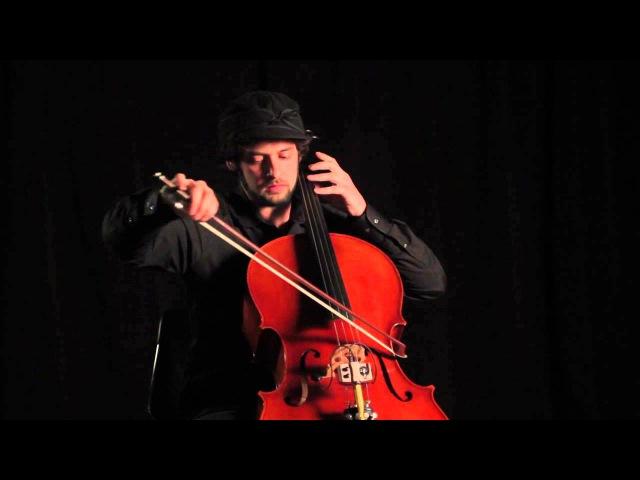 Massive Attack - Teardrop (Cello Loop Cover) - Dan Kassel