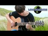 Log Horizon Theme Slow - Fingerstyle Guitar Cover