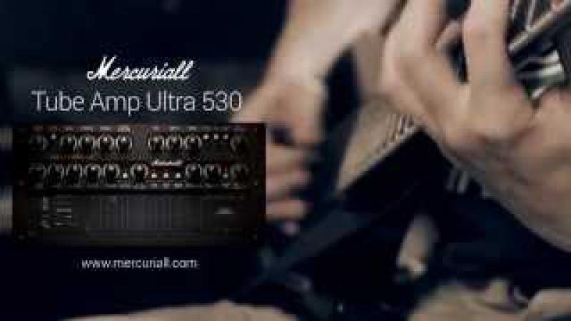 Mercuriall Tube Amp Ultra 530 - Metal Test