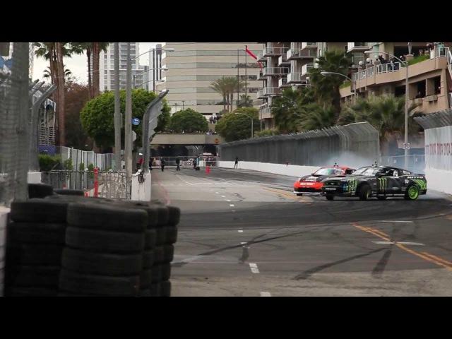 [HOONIGAN] The 2013 Formula Drift Roster (Raw Engine Noise - LB Highlights)