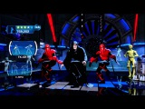 Kinect Star Wars Galactic Dance Off - Ghost 'n' Stuff(Extended)