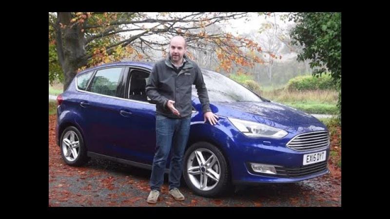 2015 Ford C-Max - Обзор