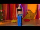 Танец живота для начинающих с Валерией Путицкой. Урок 1