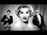 Angela Trimbur Cleopatra VS Marilyn Monroe. Epic Rap Battles of History Season 2.