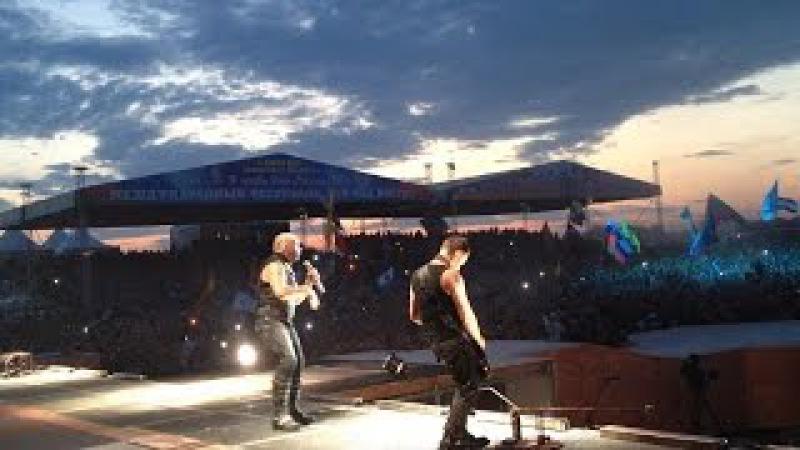 Rammstein - Rock over Volga festival 2013 (Multicam by VinZ)