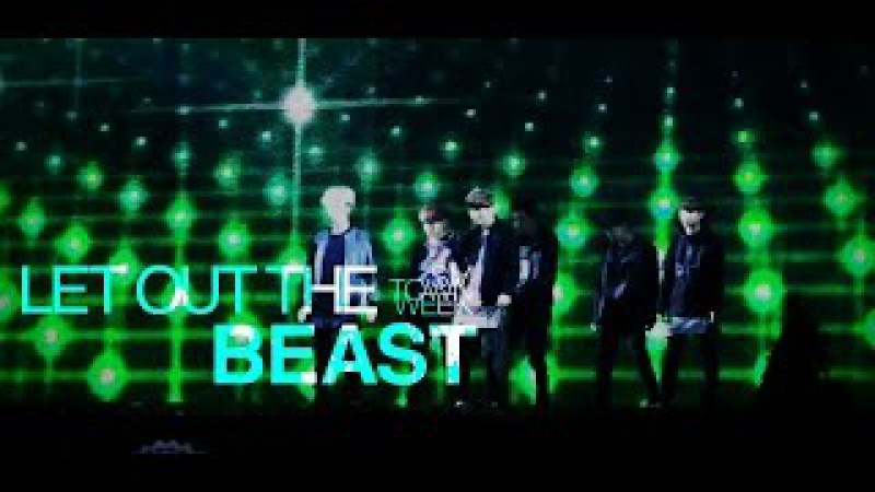 [LIVE] EXO「Let Out The Beast」Special Edit. from SMTOWN WEEK Christmas Wonderland