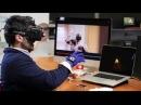 НА Виртуальная реальность и сенсорная перчатка для неврологической реабилитац