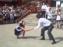 Танец на выпускном в Украине взорвал интернет!