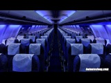 Airplane Cabin White Noise Jet Sounds Great for Sleeping, Studying, Reading &amp Homework 10 Hours