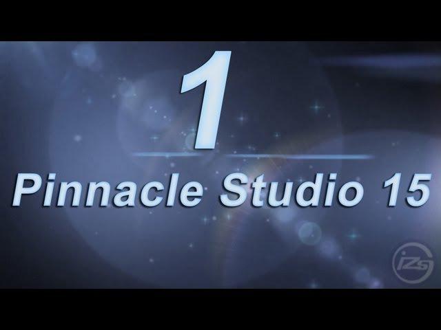 1 Слайд шоу за 10 минут в Pinnacle Studio 15