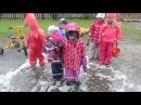 Шведский детский сад: Что произойдёт, если вылить моющее средство в лужу? - доктор Комаровский