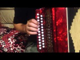 Уроки игры на гармони - Барыня