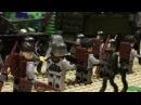 Брестская крепость лего мультфильм (трейлер) / Lego ww2 stopmotion Brest fortress battle trailer