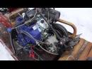 Мой бюджетный снегоход Буран 4Т, тюнинг, китайский Lifan 2V78F, обзор, 3 рядная цепь, самодельный