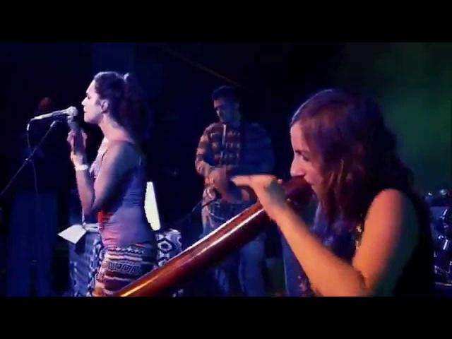 Darwish LIVE show with the amazing Marina Maximilian Blumin Noa Zulu
