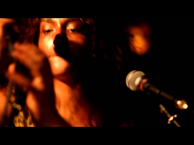 Marina Maximilian Blumin new elctro project live HD