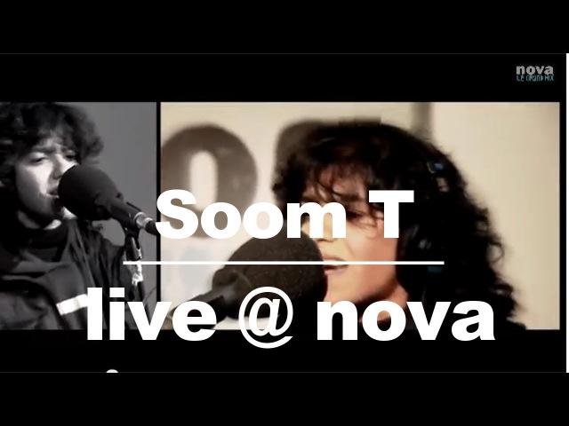 Soom T - Ganja Ganja • Live @ Nova