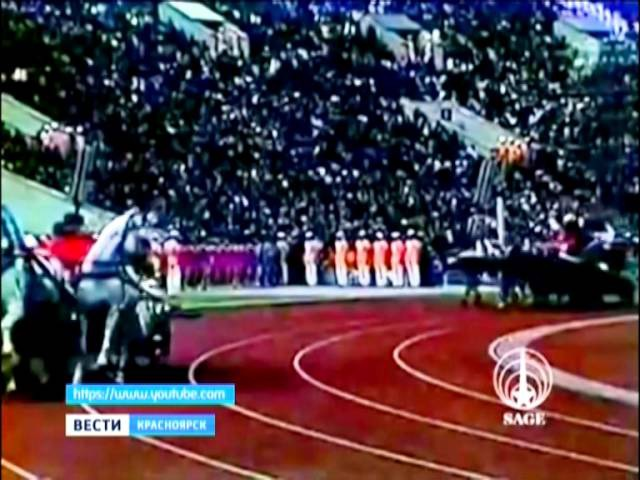 Главным постановщиком церемонии открытия Олимпиады-80 был Михаил Годенко