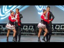 Afro Latin Connection performing their new show at Berlin Salsacongress 2014
