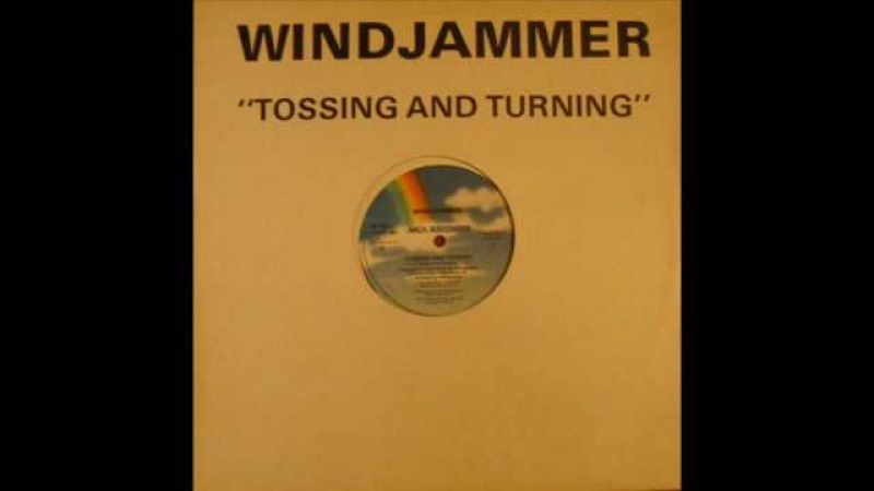 Windjammer Tossing and Turning 12 Inch