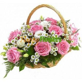 Доставка цветов и подарков в кривом роге заказ интерьера цветов