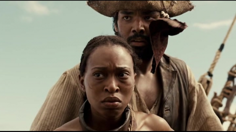 Книга негров / Книга рабов / The Book of Negroes (2015) 1 серия