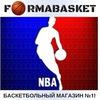 Формабаскет. Баскетбольная форма и майки NBA.