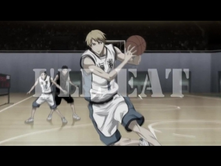 Aomine  kise - ill eat you up