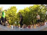 Никус и Кактус vs. UZ Flava | Awesome Battle 2015