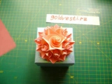 Как Из Бумаги Сделать Цветок Розу Видео Мастер Класс. Подарок Своими Руками [Mobile, 240p]