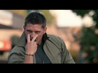 Сверхестественные+Survivor - Eye Of The Tiger (Дин Винчестер)