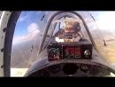Мой полет на ЯК-52. Мое первое пилотирование самолета.