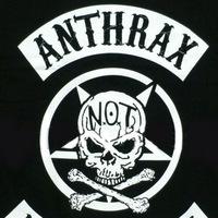 Логотип Anthrax