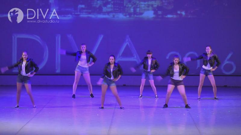 Джаз-фанк, преподаватель Анастасия Краснова танцевальная школа DIVA Studio СПб
